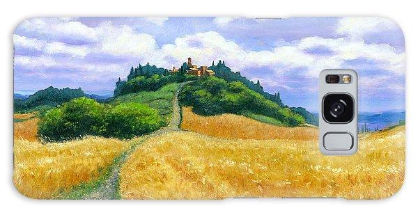 High Noon Tuscany  Galaxy Case