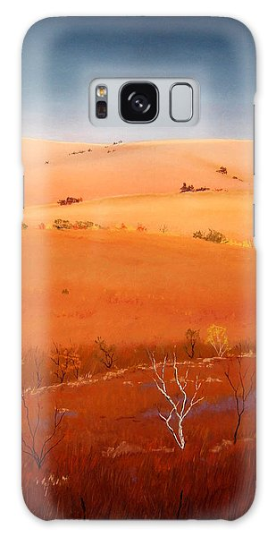 High Plains Hills Galaxy Case
