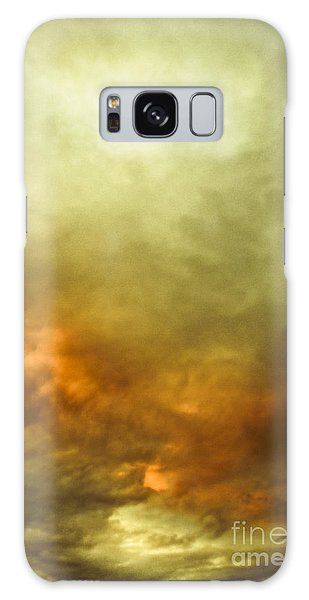 Galaxy Case featuring the photograph High Pressure Skyline by Jorgo Photography - Wall Art Gallery