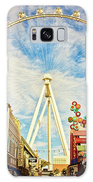 High Roller Wheel, Las Vegas Galaxy Case