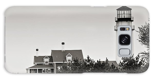 Highland Light At Cape Cod Galaxy Case