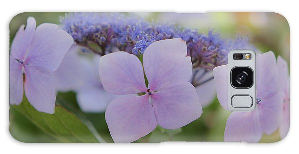 Highlands Hydrangea Galaxy Case