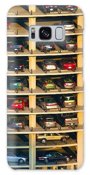 Highrise Carpark Galaxy Case