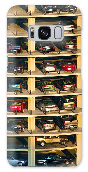Highrise Carpark Galaxy Case