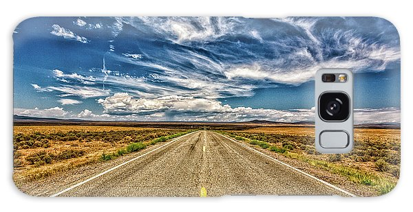 Sangre De Cristo Galaxy S8 Case - Highway 64 To Taos by Gestalt Imagery