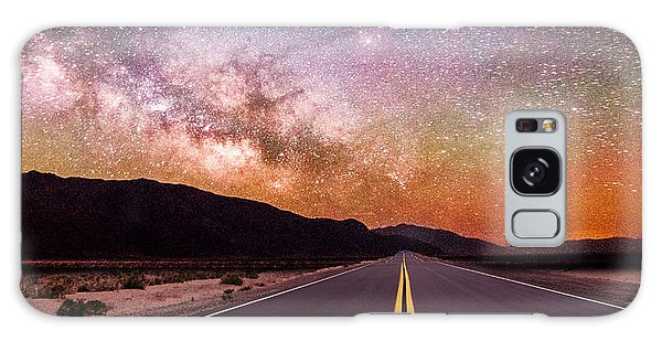 Highway To Heaven Galaxy Case
