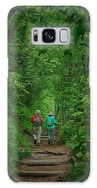 Hiking - Appalachian Trail Galaxy Case
