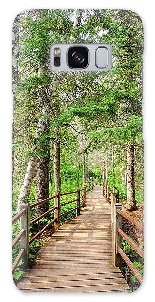 Hiking Trail Galaxy Case