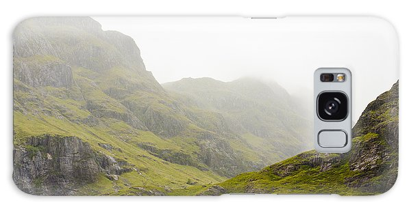Galaxy Case featuring the photograph Hill And Glen by Christi Kraft