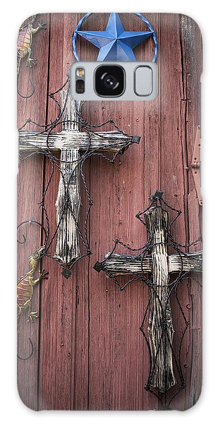 Hill Country Crosses Galaxy Case
