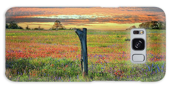 Hill Country Heaven Galaxy Case by Lynn Bauer