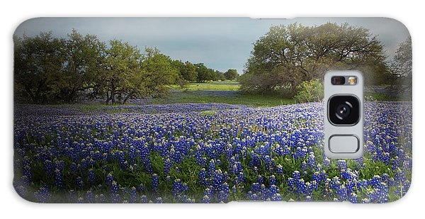Hill Country Ranch Galaxy Case by Susan Rovira