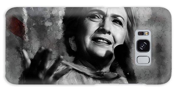 Hillary Clinton  Galaxy Case by Gull G