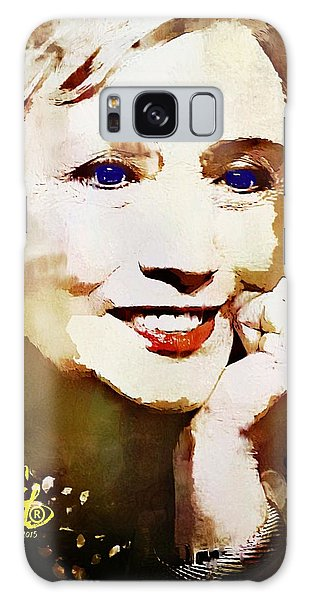 Hillary Clinton Galaxy Case