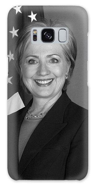 Hillary Clinton Galaxy S8 Case - Hillary Clinton by War Is Hell Store