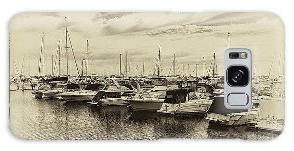 Hillarys Boat Harbour, Western Australia Galaxy Case