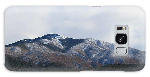 Hills Of Taos Galaxy Case