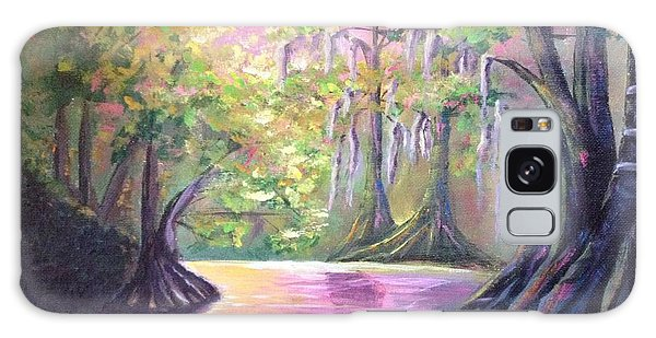 Withlacoochee River Nobleton Florida Galaxy Case