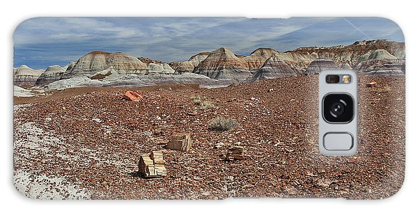 Hillside Hues Galaxy Case