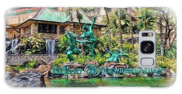 Hilton Hawaiian Village Waikiki Beach Resort Galaxy Case