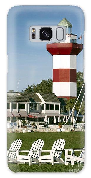 Hilton Head Island Lighthouse Galaxy Case