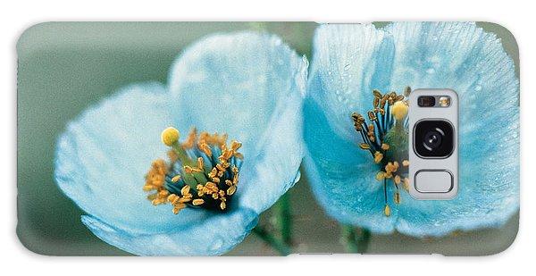Pollen Galaxy Case - Himalayan Blue Poppy by American School