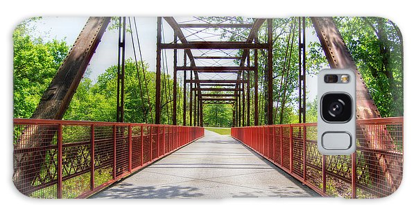 Hinkson Creek Bridge Galaxy Case