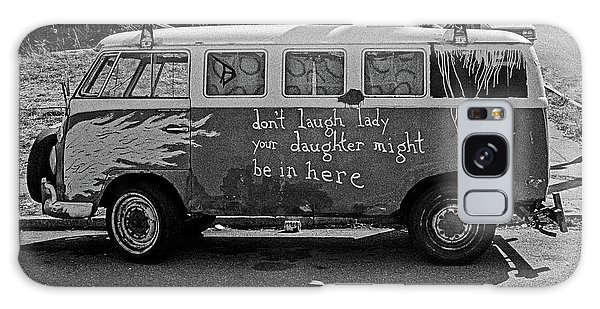 Hippie Van, San Francisco 1970's Galaxy Case