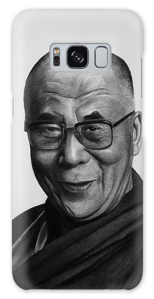 His Holiness The Dalai Lama Galaxy Case