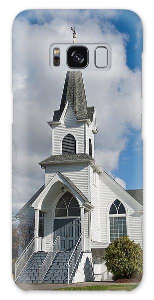 Historic 1904 Lutheran Church Galaxy Case