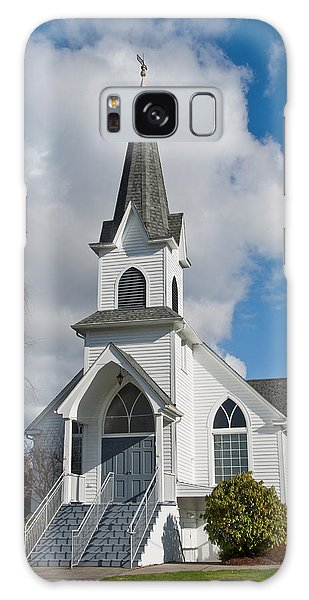Historic 1904 Lutheran Church Galaxy Case by Jeff Goulden