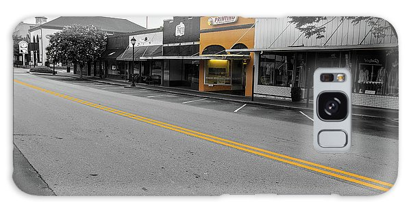 Historic Buford In Selective Color Galaxy Case