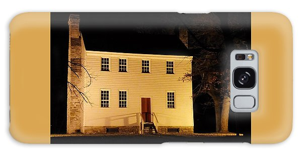 Historic Carter Mansion  Galaxy Case