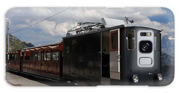 Historic Cogwheel Train  Galaxy Case