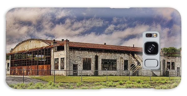 Historic Curtiss Wright Hanger Galaxy Case by Steven Richardson