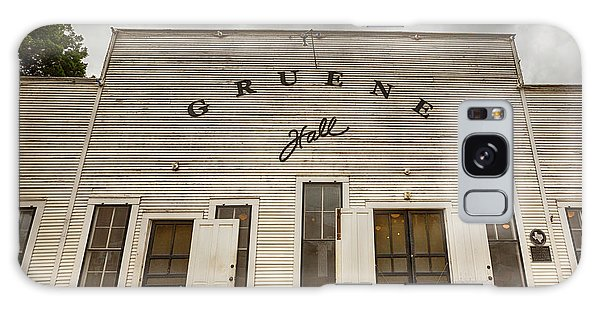 Historic Gruene Hall Galaxy Case