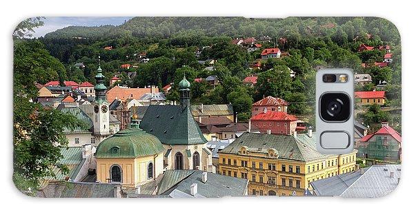 Historic Mining Town Banska Stiavnica, Slovakia Galaxy Case