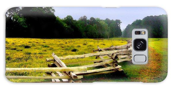 Historic Path Natchez Trace Parkway Galaxy Case