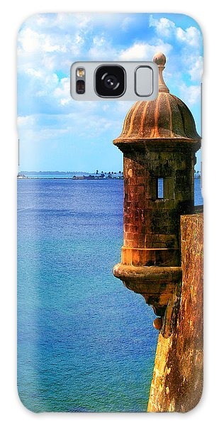 Historic San Juan Fort Galaxy Case