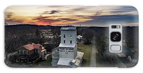 Historic Sunset Galaxy Case