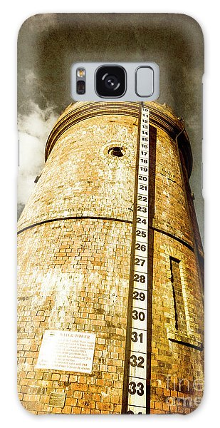 Industry Galaxy Case - Historic Water Storage Structure by Jorgo Photography - Wall Art Gallery