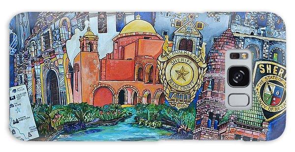 Historical 401s San Antonio Galaxy Case by Patti Schermerhorn
