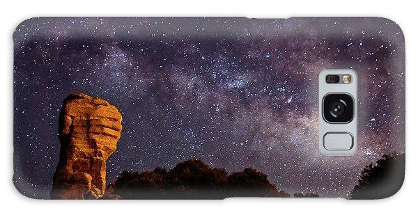 Hitchcock Pinnacle Nightscape -- Milky Way Galaxy Case