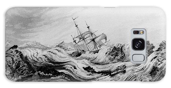 Bay Galaxy Case - Hms Dorothea Commanded By David Buchan Driven Into Arctic Ice by English School
