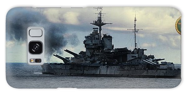 Hms Warspite Galaxy Case