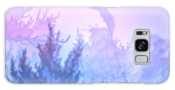 Frosty Morning Galaxy Case