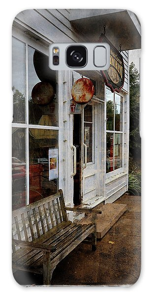 Hob Knob Corner Restaurant Galaxy Case