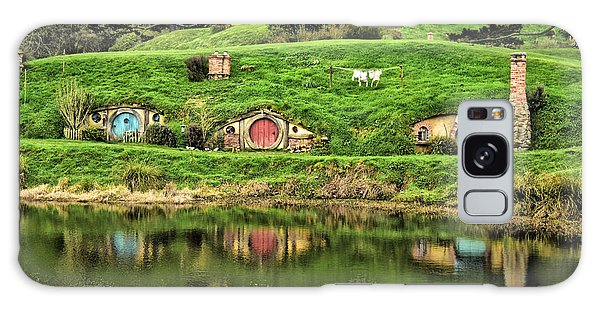Hobbit By The Lake Galaxy Case