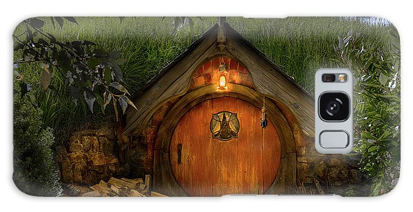 Hobbit Dwelling Galaxy Case