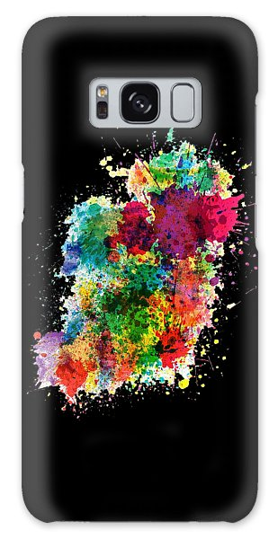 Hodge Podge T-shirt Galaxy Case